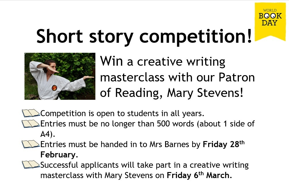 Short story comp
