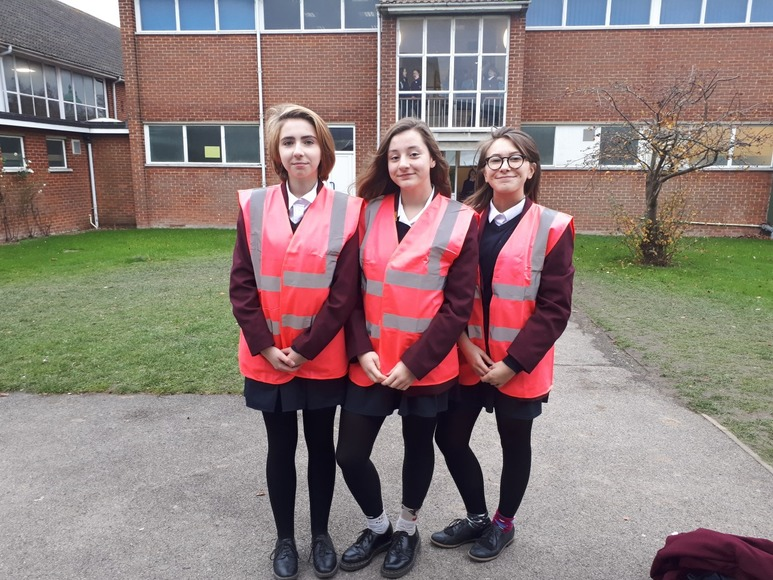Community Prefects Duty HiVis