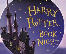 HP book night