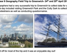 Geography field trip
