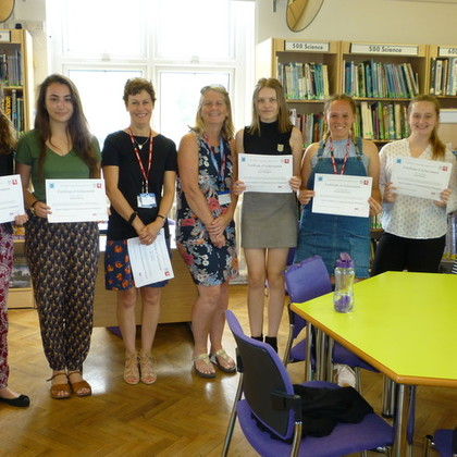 Kent Children's Communication Champions!