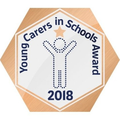 DGSB achieves The Bronze Young Carers Award