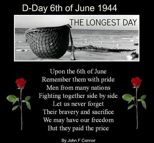 D day 6th of june 1944 the longest day