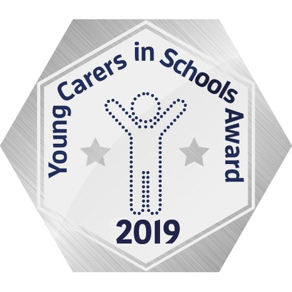 DGSB achieves The Silver Young Carers in Schools Award