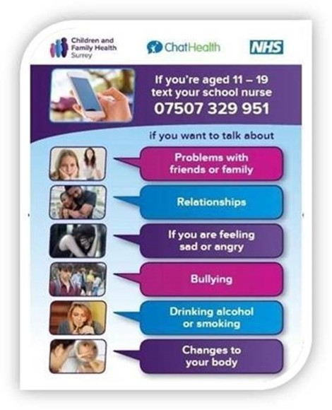 Nhs chat health service