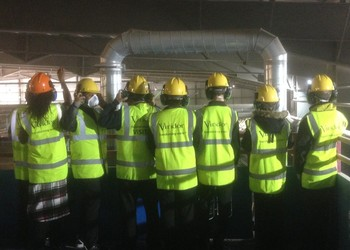 Year 9 Trip to Ford Materials Recycling Facility