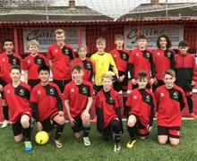 Year 8 District Cup Final