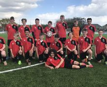 Year 8 Football team