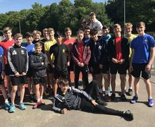 Mid Sussex Athletics Competition