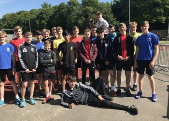 Mid-Sussex Athletics Competition
