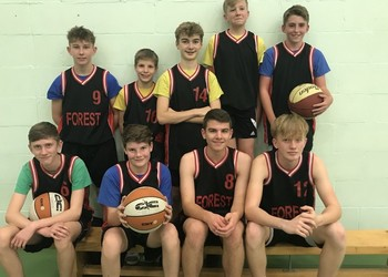 Year 9 Basketball Team