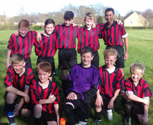 Year 7 Football Shield