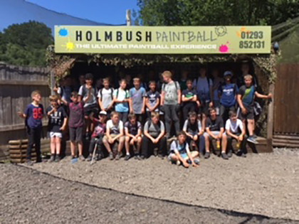 Holmbush Activities 2018