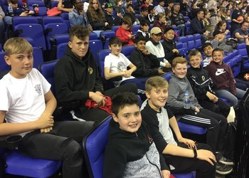 BBL FINALS trip to The 02