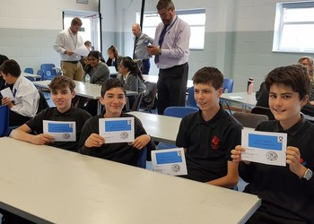 Year 9 Team Maths Competition