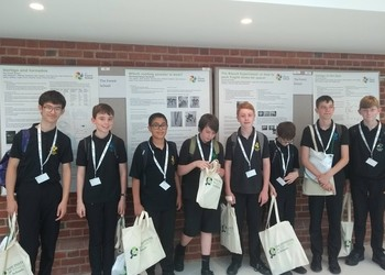 Science Club visits the home of the Human Genome!
