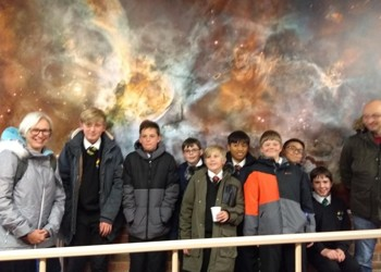 South Downs Planetarium Visit