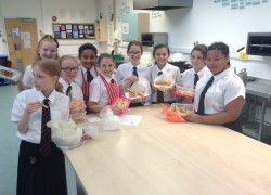 Culinary Arts Club launches at Forest Hall School