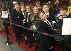 Film Club head to the pictures