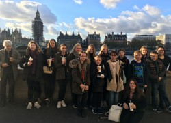 Danish students visit Stansted