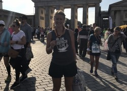 Teacher's latest marathon effort