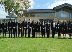 New student executive team take on roles