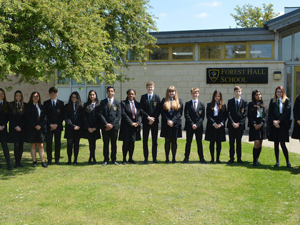 Student leaders appointed