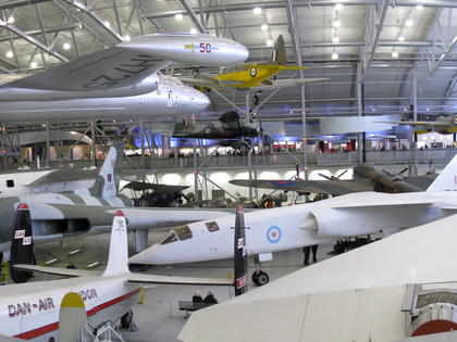 History comes to life at Duxford