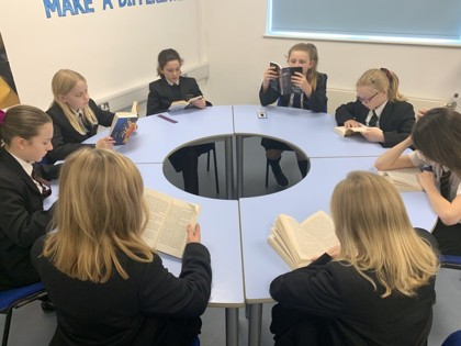 Reading challenge set for book worms
