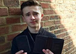 Teen launches business during lockdown