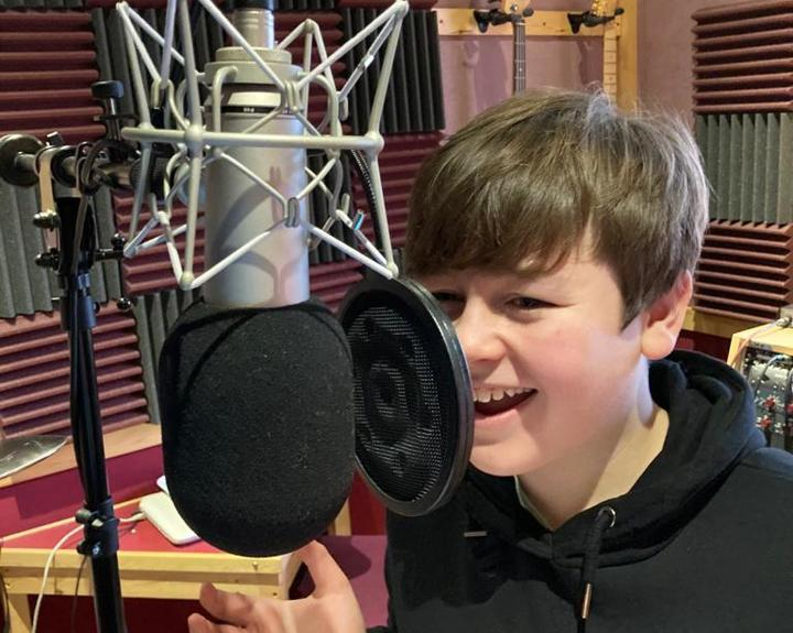 Children's TV launches young boy's career