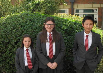 Year 7 Artists will be exhibiting  their artwork at Orleans House