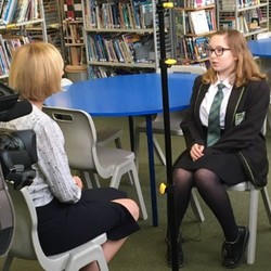 BBC interview new grading system