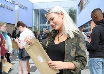 Harris Sixth Form results 2016