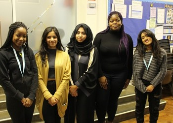 Harris 6th Form Alumni Return to Speak About Learning and Life at Top Russell Group Universities