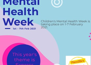 Children's Mental Health Week - 1st to 7th February 2021