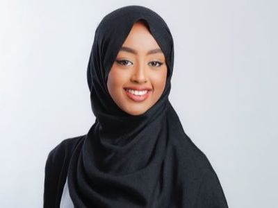 Maimuna Osman: English trainee