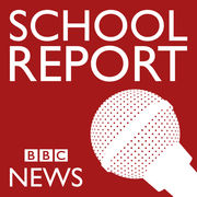 BBC News School Report logo square