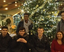 Maths trip to Cambridge
