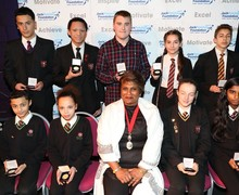 Jack Petchey 7th March 1