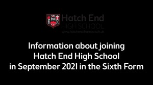 Sixth Form join