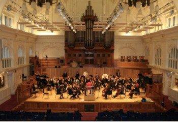 HWS Orchestra to perform at Royal College of Music