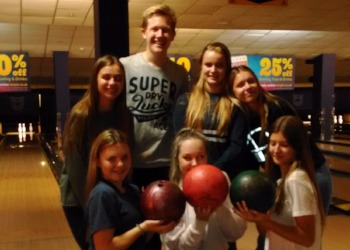 Year 12s are bowled over!