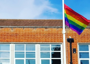 'Valuing Equality, Celebrating Diversity' - June is Pride Month