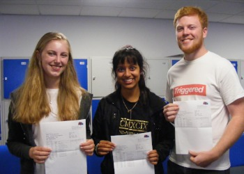 Record breaking A Level results ACROSS THE BOARD!