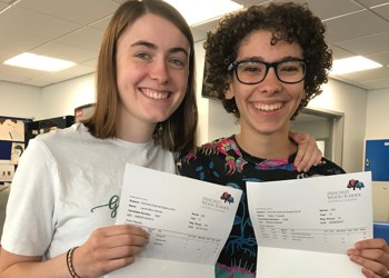 Another record-breaking year for A Level Results