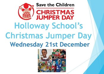 Christmas Jumper Day 21st December