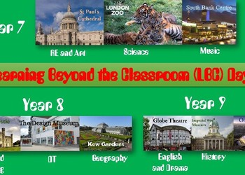 Learning Beyond the Classroom Day 16th December