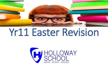 Yr11 Easter Revision