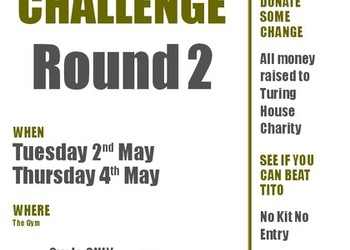 Turing House 1K Challenge Part 2 : 2nd-4th May